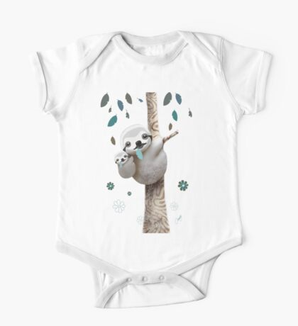 Baby Sloth Twilight Kids Clothes