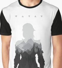 The Witcher 3 - Ciri (Signs) Graphic T-Shirt