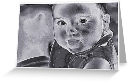 Baby With A Message by Starr1949