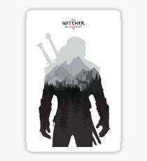 The Witcher 3 - Geralt of Rivia Sticker