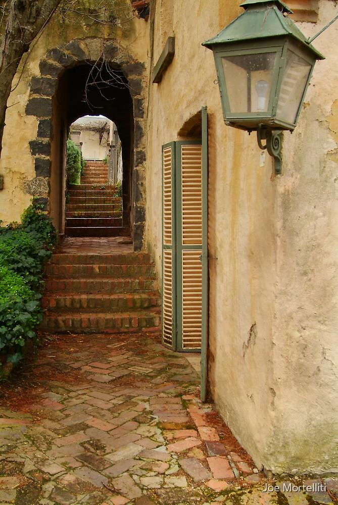 Alley by Joe Mortelliti