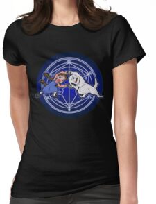 Fullmetal Fusion HaHa! ver.glow Womens Fitted T-Shirt