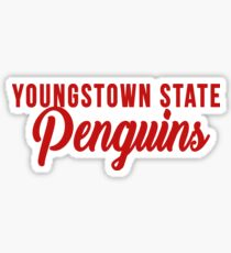 Youngstown State Penguins Sticker