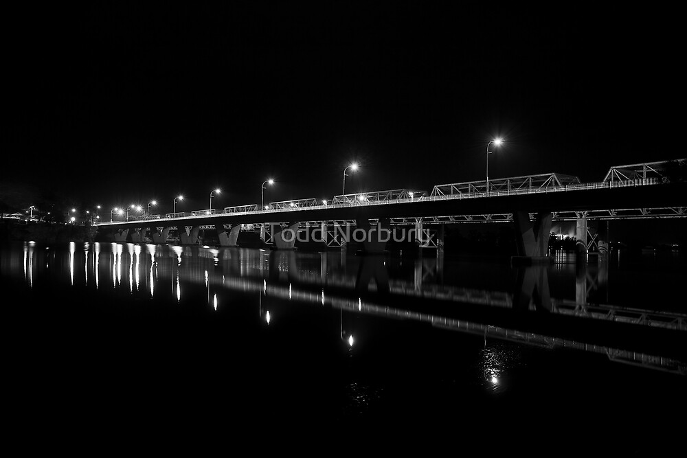 Shoalhaven Sleeps by Todd Norbury