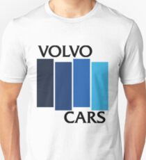 Punk Volvo Flag Unisex T-Shirt