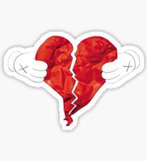 808s and Heartbreaks Sticker Sticker