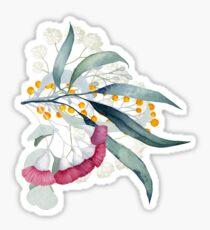 Aussie Gumtree Beauties Sticker