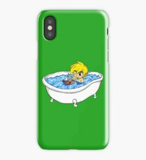 The Great Tub iPhone Case/Skin