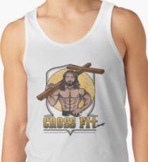 Jesus CrossFit Tanktop für Männer