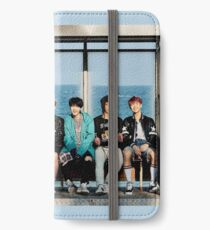 BTS - Spring Day  iPhone Wallet/Case/Skin