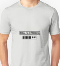 Muscles in progress workout R1l52 T-Shirt