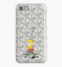 Goyard Skateboard iPhone Case/Skin