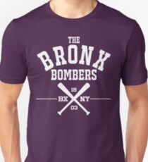 The Bronx Bombers Unisex T-Shirt