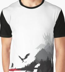 The Witcher 3 - Eredin (Landscape) Graphic T-Shirt