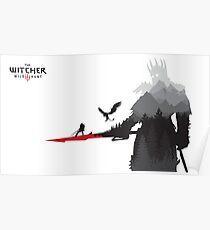 The Witcher 3 - Eredin (Landscape) Poster