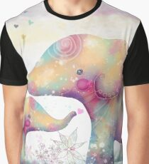 elephant affection Graphic T-Shirt