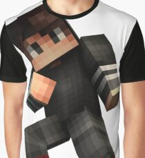 Minecraft games make you funny tank top ! Graphic T-Shirt