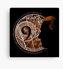 Lord of Time No. 9 Canvas Print