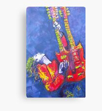 Jimmy Page - Original Artwork  Canvas Print