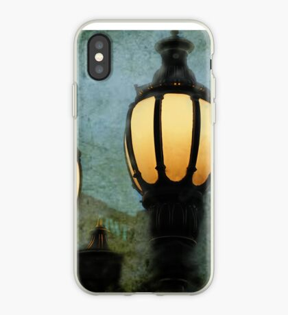 Gas Light iPhone Case
