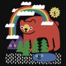 Funky Forest by obinsun