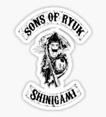 Sons of Ryuk Sticker