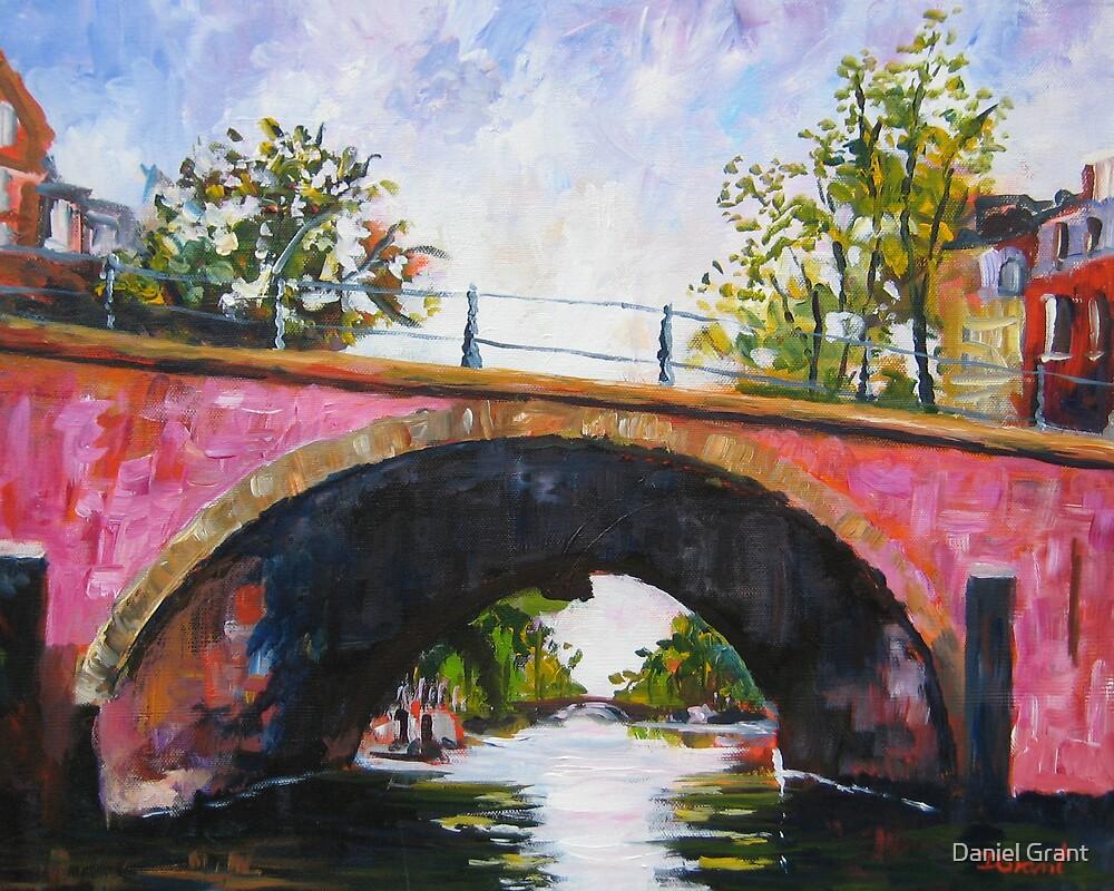 Cannel of 7 Bridges  by Daniel Grant