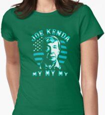 joe kenda Womens Fitted T-Shirt