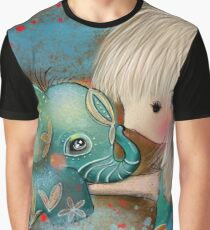 my elephant friend Graphic T-Shirt