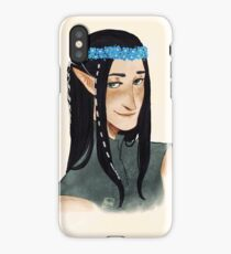 Celebrimbor iPhone Case/Skin