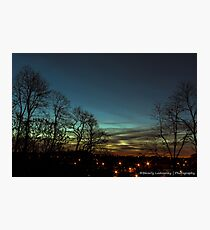 Before the Sun Rises Photographic Print