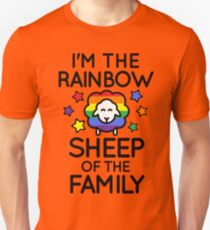 Im the Rainbow Sheep of the Family T-Shirt