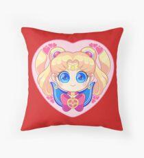 Sailor Moon Manga Throw Pillow