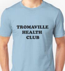 Tromaville Healthclub Employee T-Shirt T-Shirt