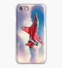 "RAF ""Red Arrows"" Hawk iPhone Case/Skin"