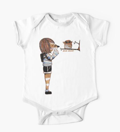 Smile Baby Wildlife Photographer Kids Clothes