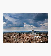 Tuscany Skies Photographic Print