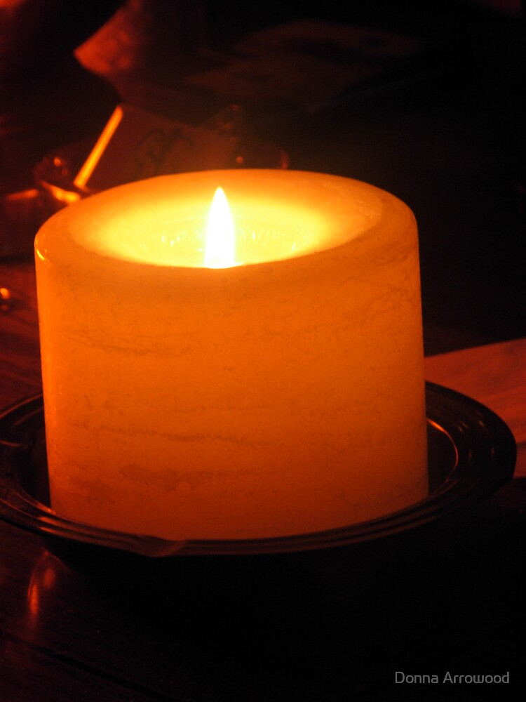 Candle by Donna Arrowood