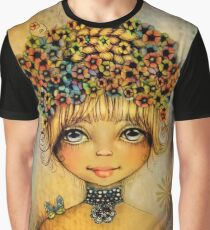 Pretty as a Picture Graphic T-Shirt