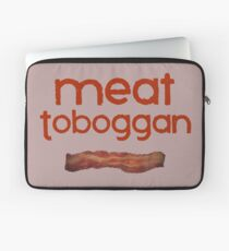Meat Toboggan? Laptop Sleeve