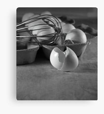Egg Beater Canvas Print