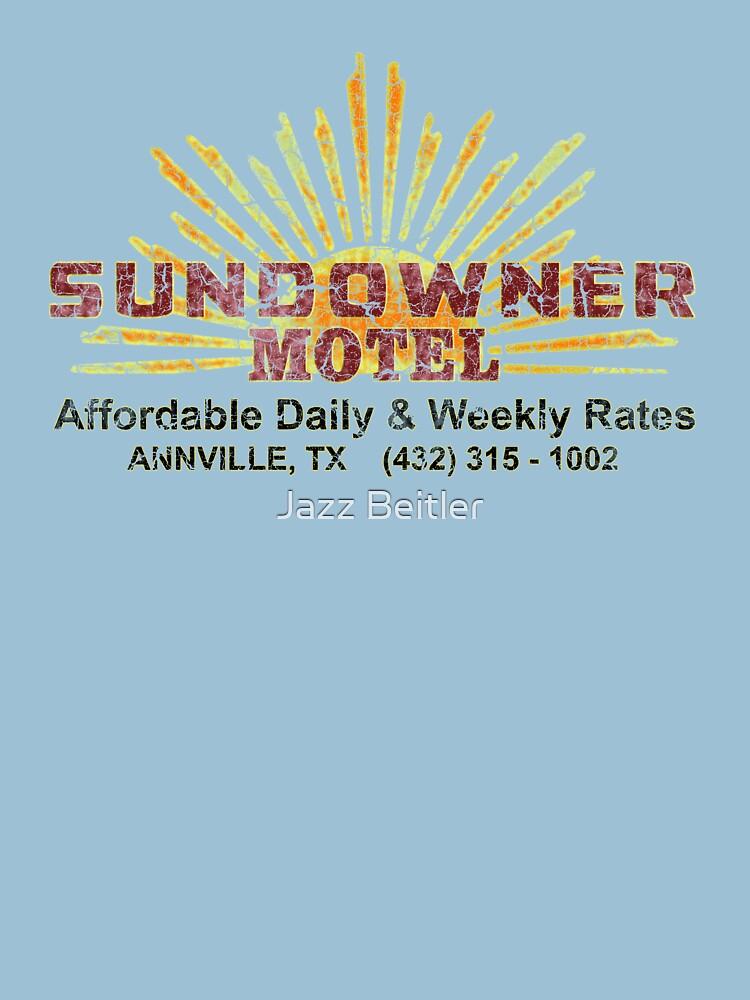SUNDOWNER MOTEL - Annville, TX (Preacher) by ImSecretlyGeeky