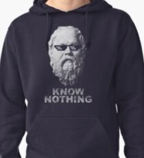 Know Nothing Pullover Hoodie
