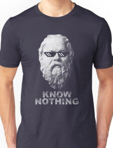Know Nothing Unisex T-Shirt