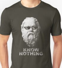 Know Nothing Unisex T-Shirt