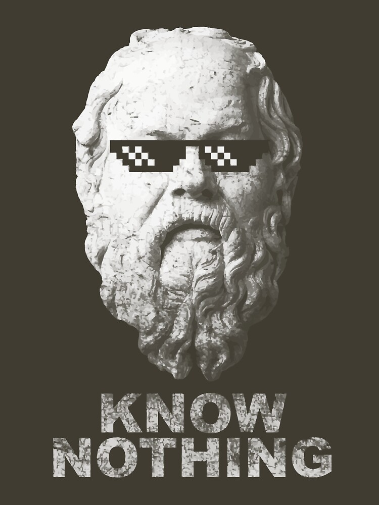 Know Nothing by goodbadennui