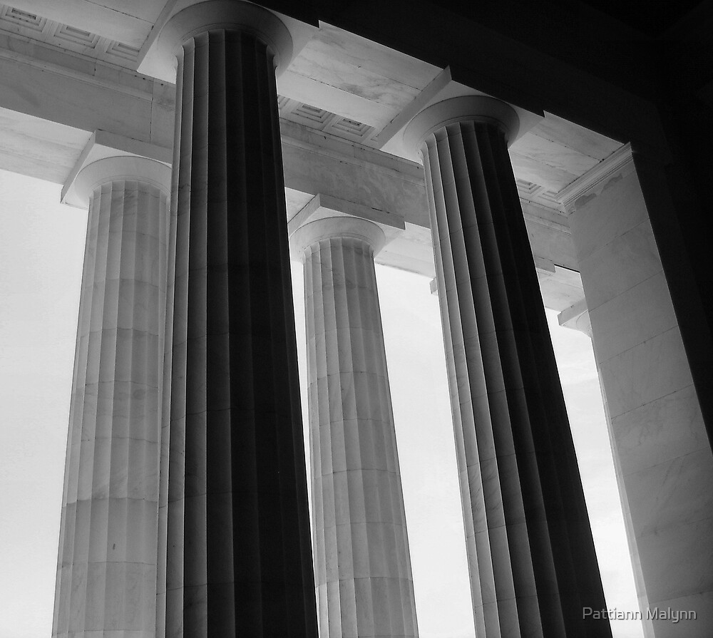 Columns by Pattiann Malynn