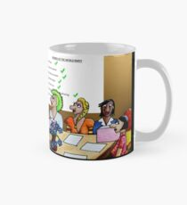Women of the World Party Mug