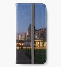 The Old Royal Naval College iPhone Wallet/Case/Skin