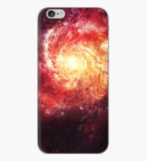 Deep Space Galaxy (Messier 101 Remix) iPhone Case